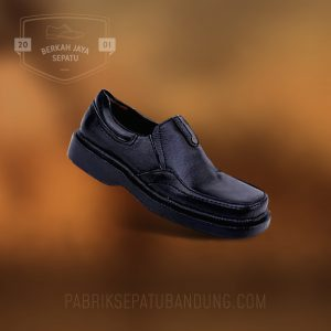 Sepatu Seragam Pabrik, CV. Berkah Jaya Sepatu