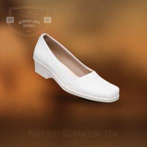Sepatu Seragam Rumah Sakit / Sepatu Sekolah Kesehatan, CV. Berkah Jaya Sepatu